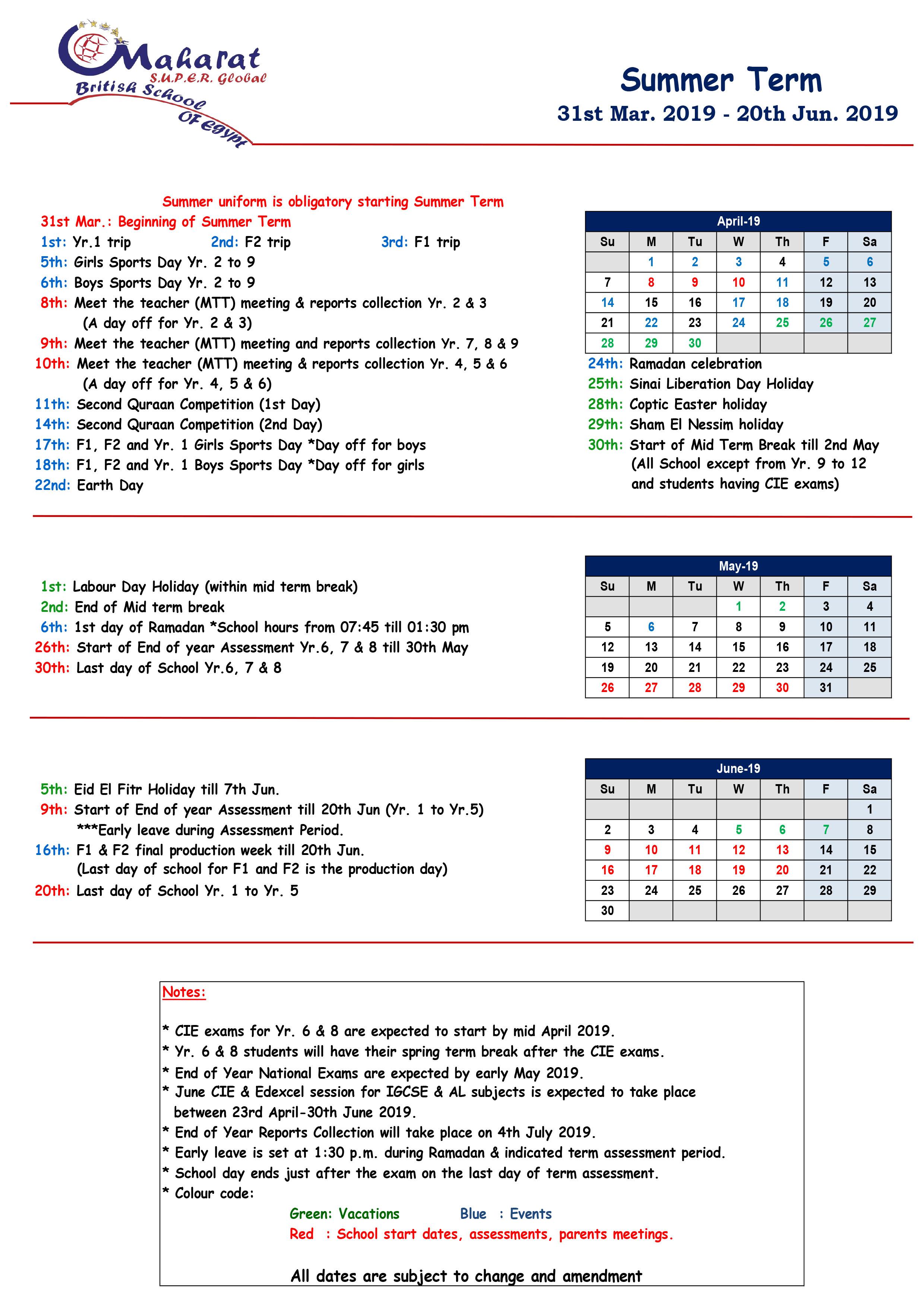 calendar-2018-2019-3rd-term