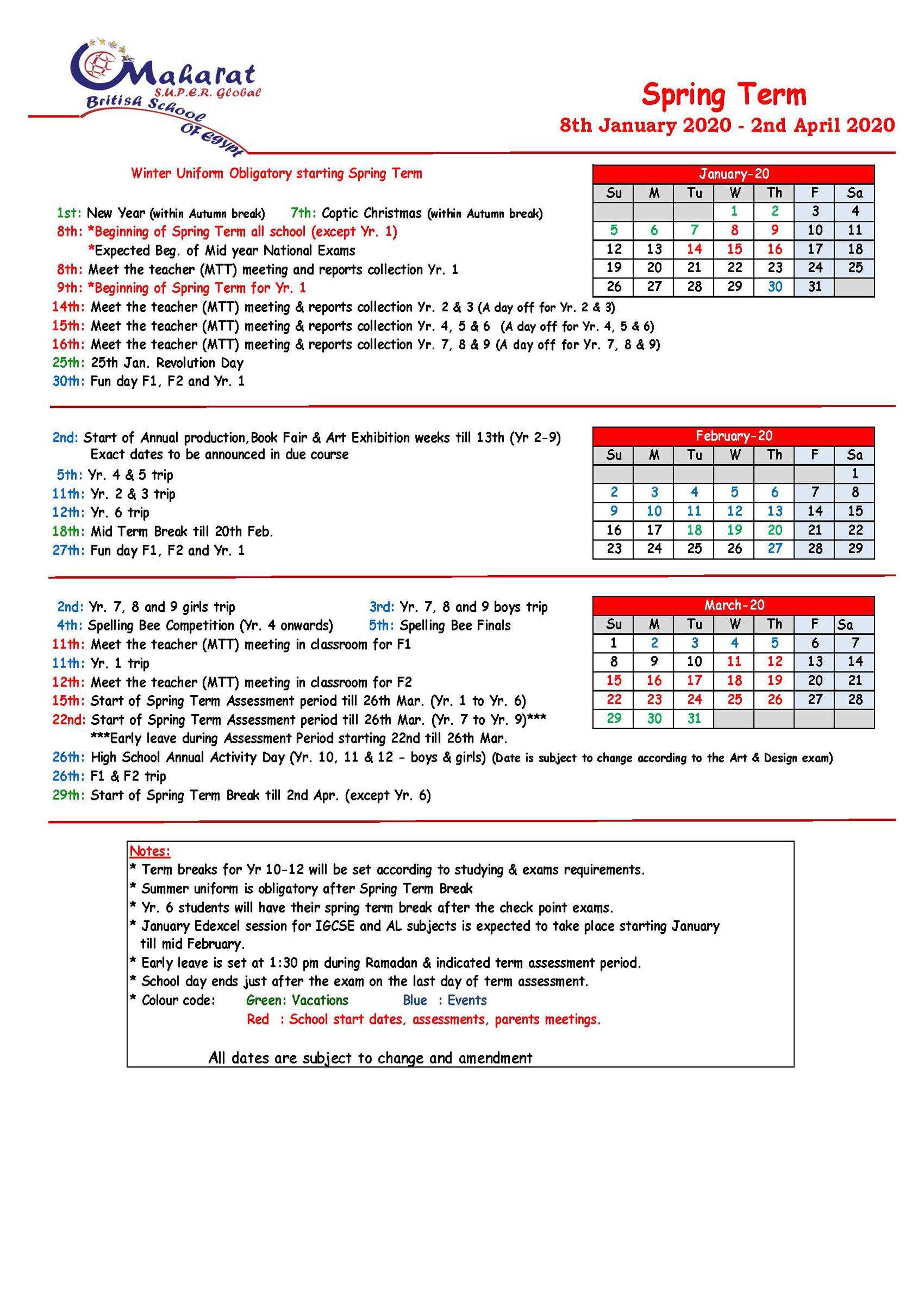 calendar-2019-2020-2nd-term